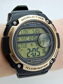 Watch- Casio Aircraft Big Case AE3000-9 -ORIGINAL