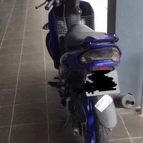2013 Yamaha 125ZR