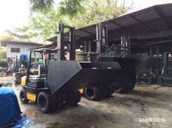 JAPAN Direct Imported TOYOTA 2.5 ton FORKLIFT
