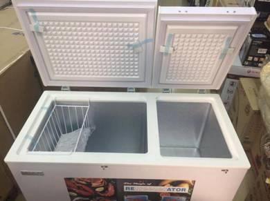 Freezer + Chiller (Refreezerator 210L)