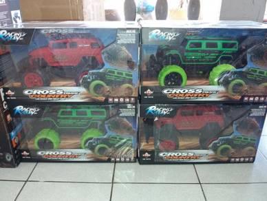 HB Toys 1/20 2.4GHz 2x4 RTR Rock Crawler RC Car