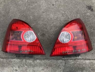 NO 21-10-42 Honda Civic Eu3 Rear Lamp Jpn