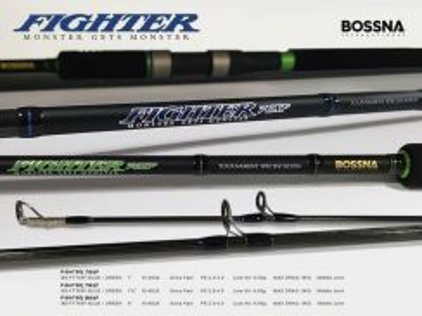 BOSSNA FIGHTER 2018 Fishing Spinning Rod Joran