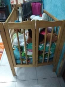 Baby Cot - katil baby