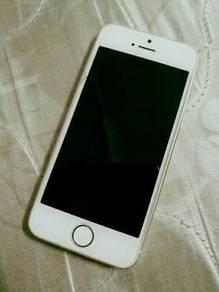 IPHONE 5s Gold 16gb elokkk