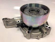 Volvo fm13 fm440 water pump