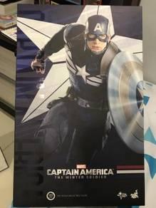Captain America Winter Soldier Action Figure