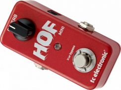 TC Electronic HOF Hall Of Fame Mini Reverb Pedal