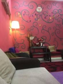 Homestay fully aircond 4 room berserah kuantan