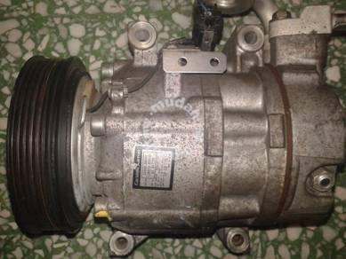 Air cond compressor nissan x-trail