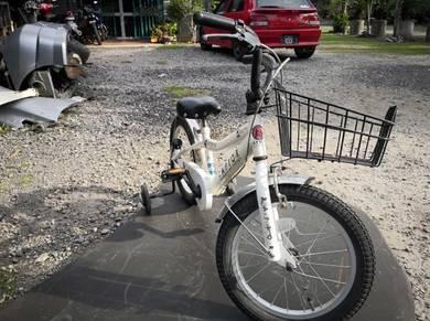 Basikal bicycle kanak2 original branded japan