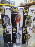 Takara Tomy Star Wars Metal Collection Mini Set