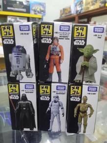 Takara Tomy Star Wars Metal Collection Mini Set