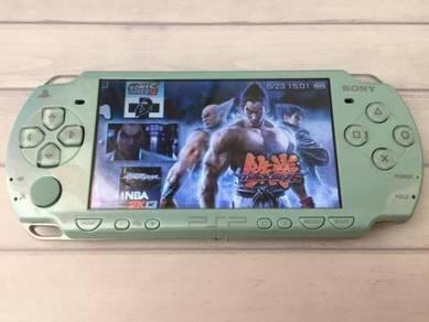 PSP 2000 Mint Green