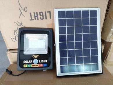 50W Solar Motion Flood Light / Lampu Solar