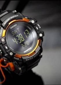 Jam tangan pedometer original