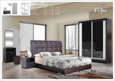 5 pcs Bed room set (M-P5126-12)24/06