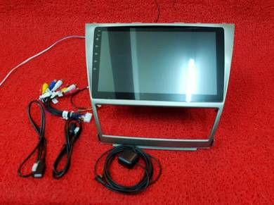 Toyota camry android 7.1 mirror link mp4 player