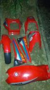 Cover set yamaha rxz local