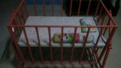 Katil baby boleh berbuai