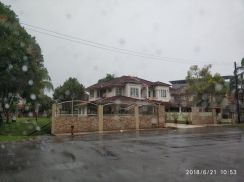 Double Storey Semi Detached, Semi D, Stampin Tengah, Kuching