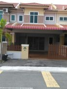 Double storey house at Bandar Pengkalan Indah, Ipoh