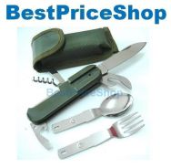BPS Multipurpose Pocket Knife Culinary Tools Camp