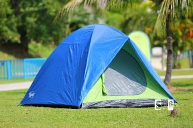 Bazoongi Alaska 6_6 Person Family Tent