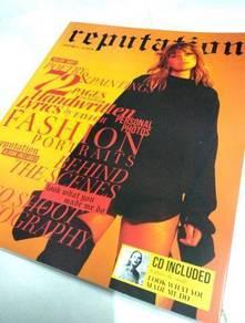 Taylor Swift Reputation magazine with cd
