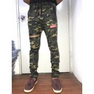 DRTS365 Jogger Green Army Cotto