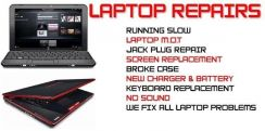 Laptop and Desktop Pc Repair and Update