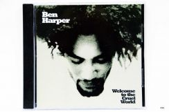 Original CD BEN HARPER Welcome Cruel World [1994]