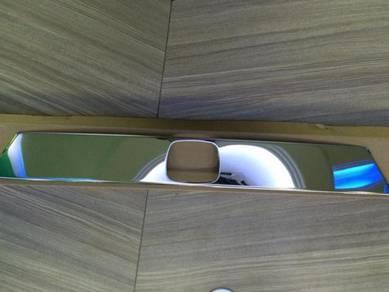 Honda hrv rear trunk logo trim