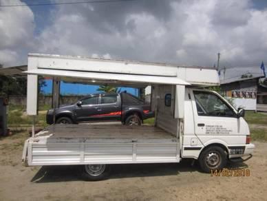 Nissan Vanette Box Pasar Malam