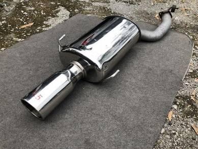 Exhaust Muffler Fgk Legalis R Evolution 2.7