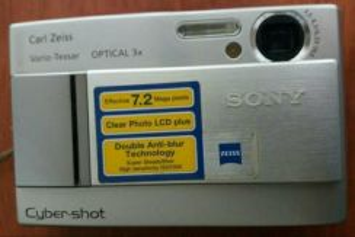 Digital Camera Sony Cybershot