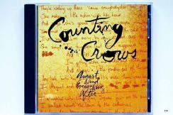 Original CD - COUNTING CROWS - August Everything