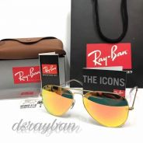 Original Ray Ban Aviator RB3026 112/69