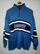 Spalding spell out sweatshirt