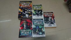Skulduggery Collection Novels