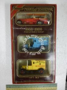TExp Matchbox Lesney England Lama Vintage Old