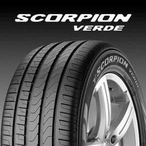 PIRELLI SCORPION VERDE RF 255/45/20 new tyre tayar