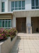 Bayu 1 Residence Townhouse for rent