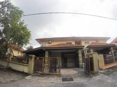 FREEHOLD 2 Storey Semi Detach Seksyen 6 Bandar Bukit Mahkota Bangi