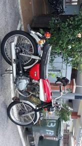 1995 or older Honda CB100