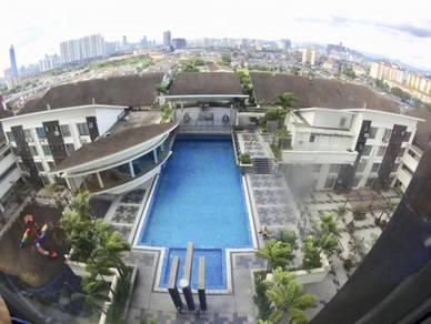 [BOOKING RM1K] Axis Residence Apartment Jalan Cempaka Ampang Selangor