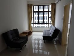 LOW RENTAL! Apartment for Rent Dsummit Kempas/Setia Tropika Near CIQ