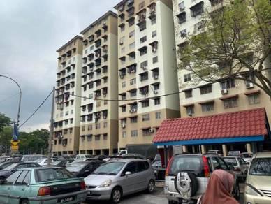 Apartment Taman Sentul Murni, Sentul Kuala Lumpur