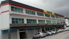 New 3 storey shop lots  City Square , Pending