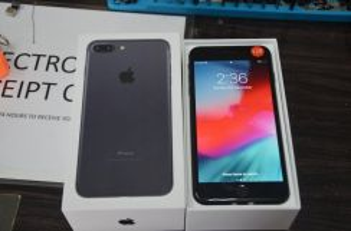 IPhone 7 Plus Matte Black 128GB Fullset Price Drop